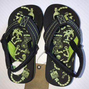 Reef Toddler Boys Sandals